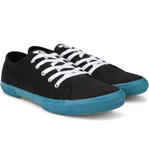 United Colors of Benetton Men Sneakers  (Navy)