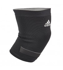 Adidas Knee Support (M, Black, Red)