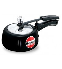 Hawkins Contura Black 5 L Pressure Cooker  (Aluminium)