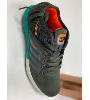 Campus Men's M-1 Battle Running Shoes dark grey