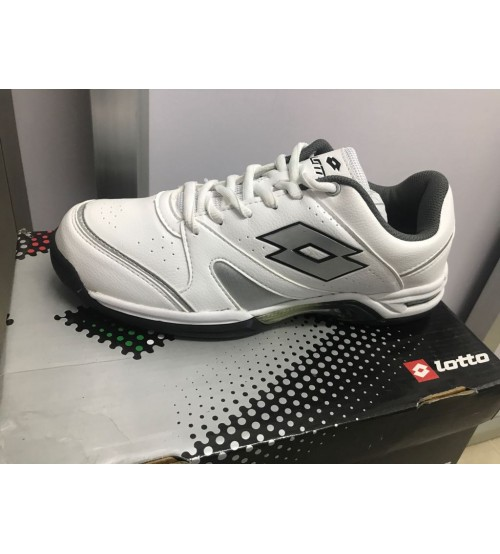 Lotto White Sports Shoes