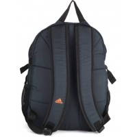 Adidas Backpack  (NIGHT SHADE NE. ORANGE)