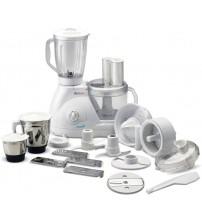 Bajaj Fx11 Food Factory 600 W Food Processor  (White)