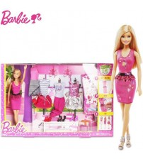 Barbie DKY29  (Multicolor)