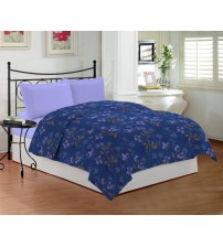 Bombay Dyeing Floral Double Blanket Multicolor