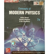 Concepts of Modern Physics (SIE) 7th Edition