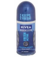 Nivea Fresh Active Deodorant Roll-on - For Men  (50 ml)