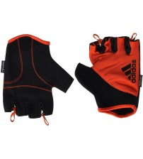Adidas SHORT FINGERED ESSENTIAL SMALL Gym & Fitness Gloves