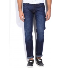 Lee Slim Men's Blue Jeans