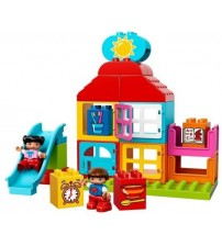 Lego Duplo My First Playhouse  (Multicolor)