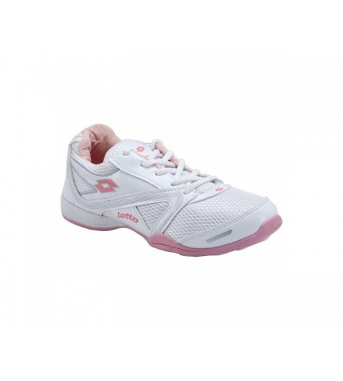 Lotto White Running Sports Shoes