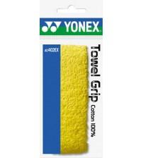 Yonex AC402EX Towel Grip  (Yellow)